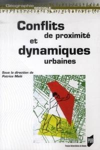 Deedr.fr Conflits de proximité et dynamiques urbaines Image