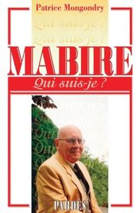 Patrice Mongondry - Mabire.