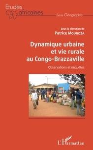 Alixetmika.fr Dynamique urbaine et vie rurale au Congo-Brazzaville - Observations et enquêtes Image