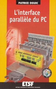 Patrice Oguic - L'interface parallèle du PC.