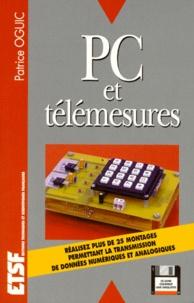 PC ET TELEMESURES. Avec une disquette.pdf