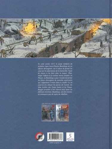 L'ambulance 13 Cycle III : Histoire