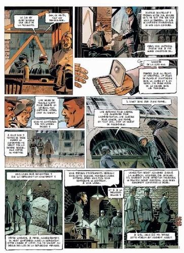 L'ambulance 13 Tome 4 Des morts sans nom