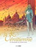 Patrice Ordas et Laurent Gnoni - La Vénitienne Tome 2 : La demoiselle du grand canal.