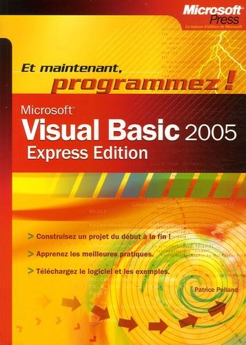 Patrice Pelland - Visual Basic 2005.