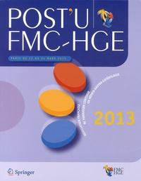 Patrice Pienkowski - Post'U FMC-HGE - Paris du 22 au 24 mars 2013.