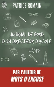 Patrice Romain - Journal de bord d'un directeur d'école.