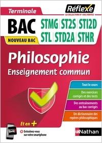 Patrice Rosenberg - Philosophie Bac STMG, ST2S, STI2D, STL, STD2A, STHR.