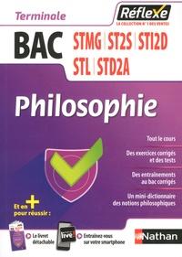 Patrice Rosenberg et Jean-Paul Salle - Philosophie Bac STMG ST2S STI2D STL STD2A.
