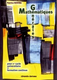 Mathématiques générales - Pour 1er cycle universitaire et formation continue.pdf