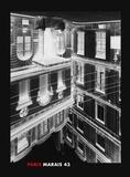 Patrice Roy - Paris Marais 43 - Arrondissements 4 & 3 photographiés durant l'Occupation par Cayeux & Nobécourt.