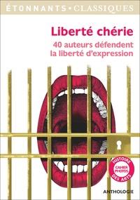 Patrice Soulier - Liberté chérie - 40 auteurs défendent la liberté d'expression.