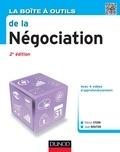 Patrice Stern et Jean Mouton - La Boîte à outils de la Négociation - 2e éd..