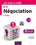 Patrice Stern et Jean Mouton - La boite à outils de la Négociation.