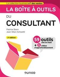 Patrice Stern et Jean- Marc Schoettl - La boîte à outils du Consultant - 2e éd..