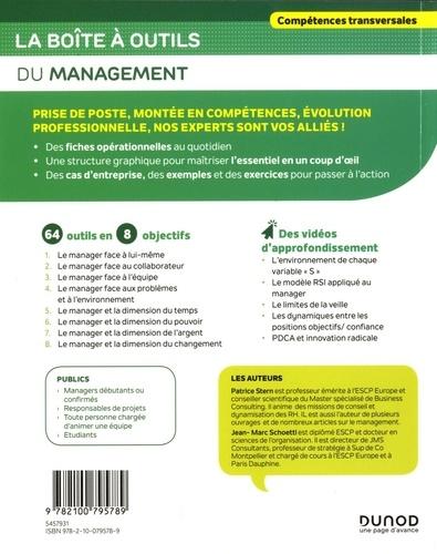 La boîte à outils du management 2e édition
