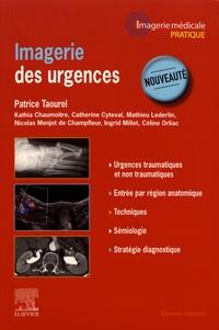 Patrice Taourel - Imagerie des urgences.