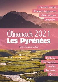 Patrice Teisseire-Dufour - Almanach Les Pyrénées.