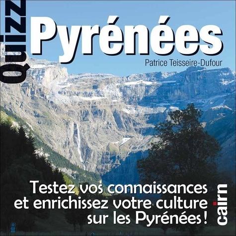 Patrice Teisseire-Dufour - Quizz Pyrénées.