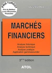 Histoiresdenlire.be Marchés financiers. 3ème édition Image
