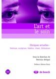 Patricia Attigui - L'art et le soin - Cliniques actuelles - Peinture, sculpture, théâtre, chant, littérature.