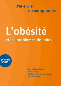 Patricia Bernheim et Alain Golay - L'obésité et les problèmes de poids.
