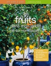 Patricia Beucher - Des fruits dans mon jardin et sur mon balcon.