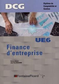 Ebook gratuit pour le téléchargement ipod Finance d'entreprise DCG UE6 9782744631061 ePub en francais par Patricia Brault, Jean-Yves Bouchand