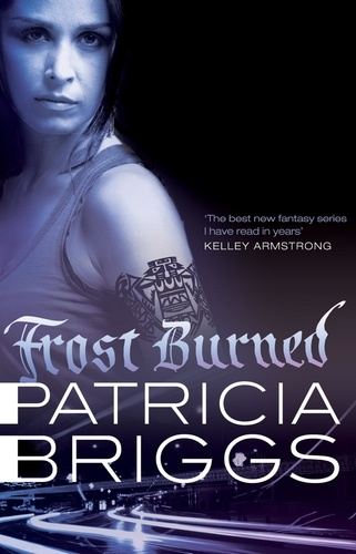 Frost Burned. Mercy Thompson: Book 7