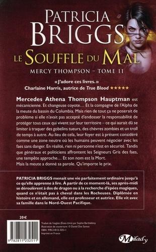 Mercy Thompson Tome 11 Le Souffle du Mal