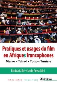 Patricia Caillé et Claude Forest - Pratiques et usages du film en Afriques francophones - Maroc, Tchad, Togo, Tunisie.