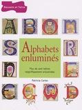 Patricia Carter - Alphabets enluminés.