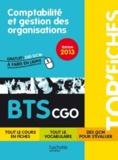 Patricia Charpentier et Michel Coucoureux - Comptabilité et gestion des organisations BTS CGO.
