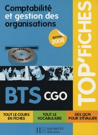 Patricia Charpentier - Comptabilité et gestion des organisations BTS CGO. 1 Cédérom