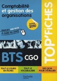 Comptabilité et gestion des organisations BTS CGO - Patricia Charpentier |