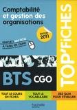 Patricia Charpentier et Michel Coucoureux - Comptabilité et gestion des organisations - BTS CGO.