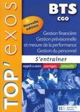 Patricia Charpentier et Michel Coucoureux - Gestion financière, Gestion prévisionnelle et mesure de la performance, Gestion du personnel BTS CGO.
