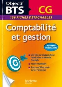 Patricia Charpentier et Michel Coucoureux - Objectif BTS Fiches Comptabilité et Gestion.