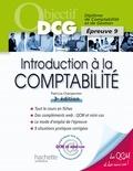 Patricia Charpentier - Objectif DCG Introduction à la comptabilité.