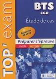 Patricia Charpentier - Top'Exam Etude de cas BTS CGO.