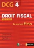Patricia Chauderlot et Christian Fornasier - Droit fiscal DCG 4.