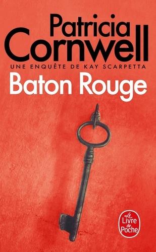 Patricia Cornwell - Baton Rouge.