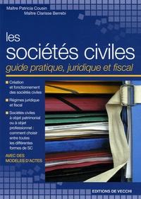 Les sociétés civiles - Guide pratique, juridique et fiscal.pdf