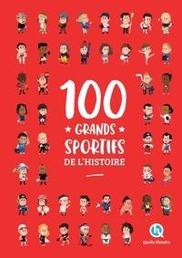 Patricia Crété - 100 grands sportifs de l'Histoire.