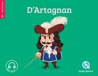 Patricia Crété et Bruno Wennagel - D'Artagnan.