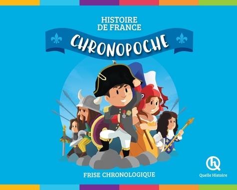 Histoire De France Frise Chronologique Album