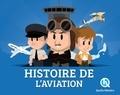 Patricia Crété et Bruno Wennagel - Histoire de l'aviation - Toujours plus haut, plus loin, plus vite !.