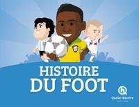 Patricia Crété - Histoire du foot.
