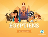 Les Egyptiens - Patricia Crété |