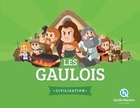 Patricia Crété et Bruno Wennagel - Les Gaulois.